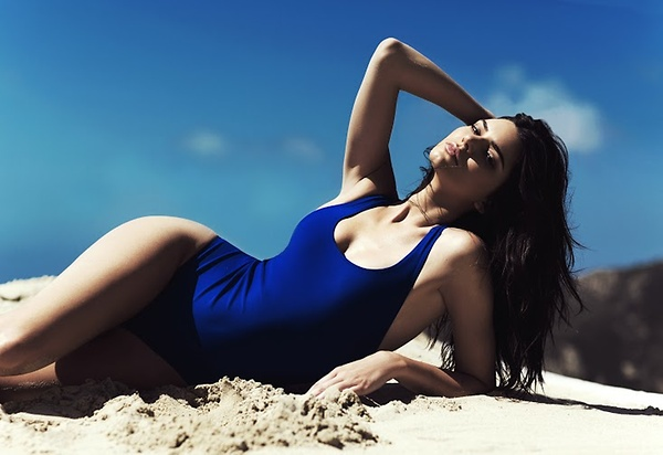Kendall and Kylie Introduce a Glamourous Beachwear Collection