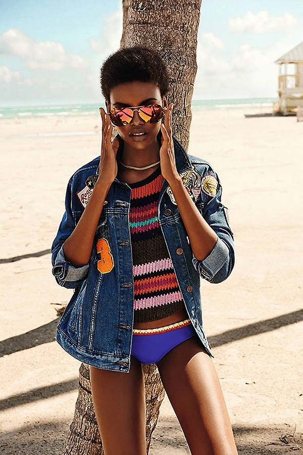 SUMMER SOLSTICE: TOPSHOP S/S 2016 COLLECTION