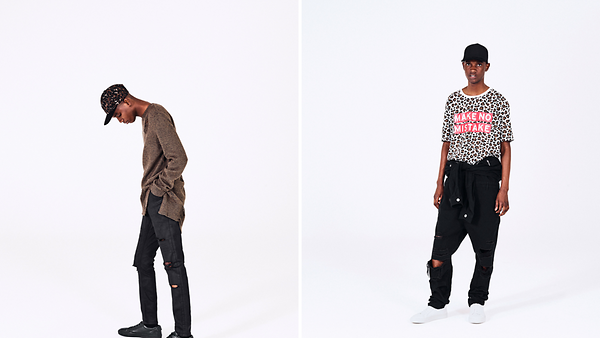 Tranforming Menswear - TOPMAN AAA Collection