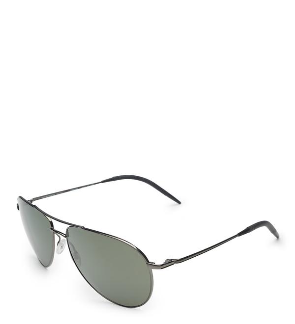 Oliver Peoples - Sonnenbrille 'Benedict' dunkelgrau/dunkelgrau