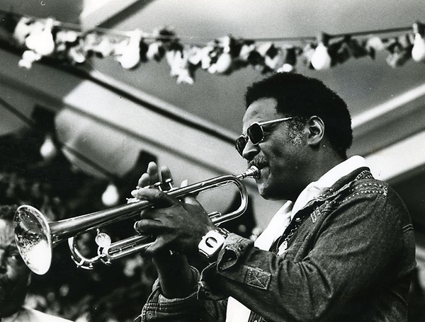 Photocredit: Clark Terry's Official Website