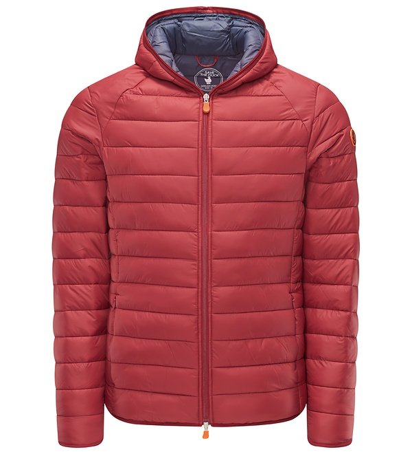 Save the Duck - Steppjacke rot
