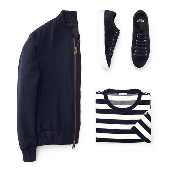 Shop by Look - College Style