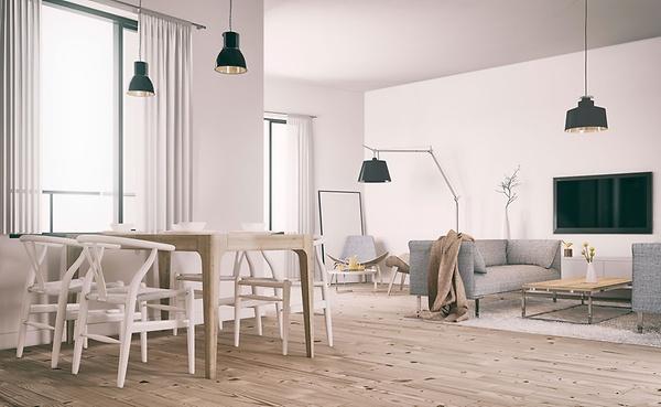 Maritimer Wohnstil moderne stilwelten für wand und boden