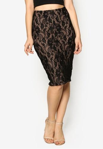 Supre Lace Midi Skirt