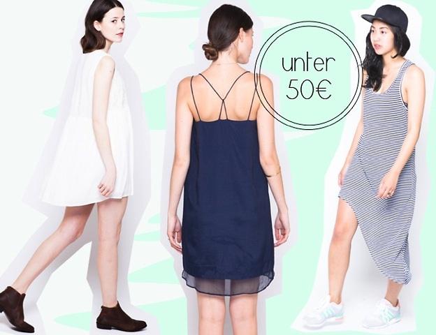 Boom! Diese Kleider sind jetzt im Final Sale!