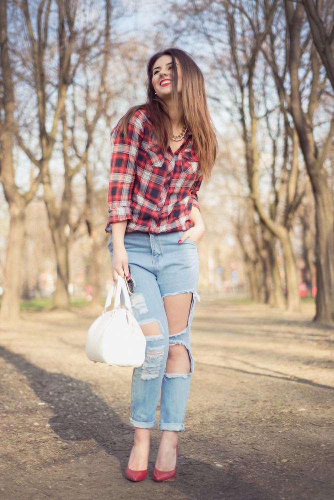 tampil dengan gaya jeans robek thread by zalora 1 komunitas fashion di indonesia