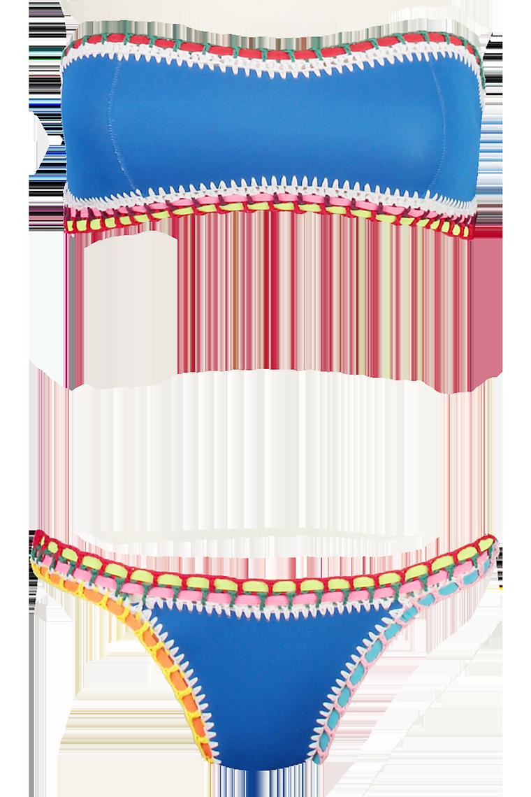 Cancun Boutique Crochet Bikini