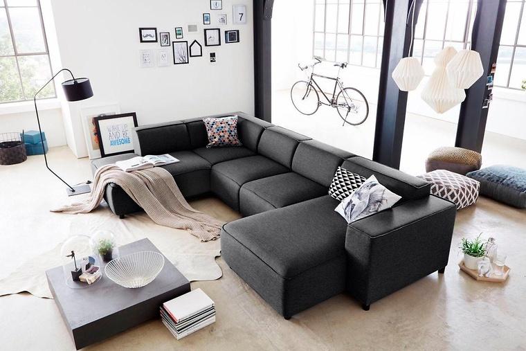 Industrial Look für dein Wohnzimmer