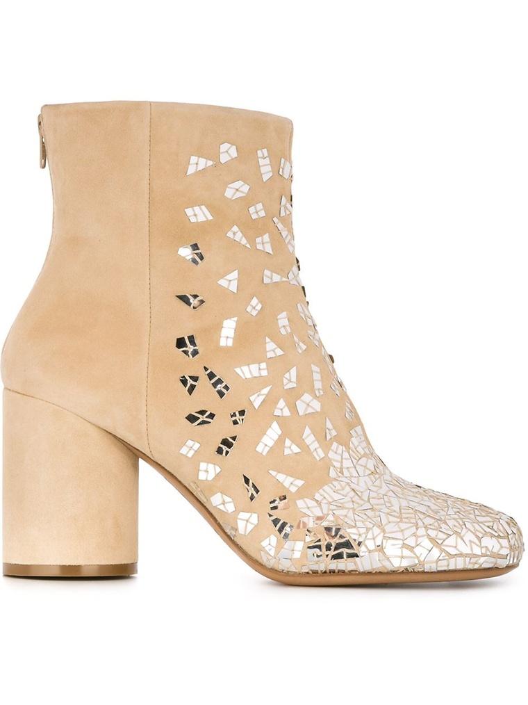chaussures, talons, bottines, bottes, mode