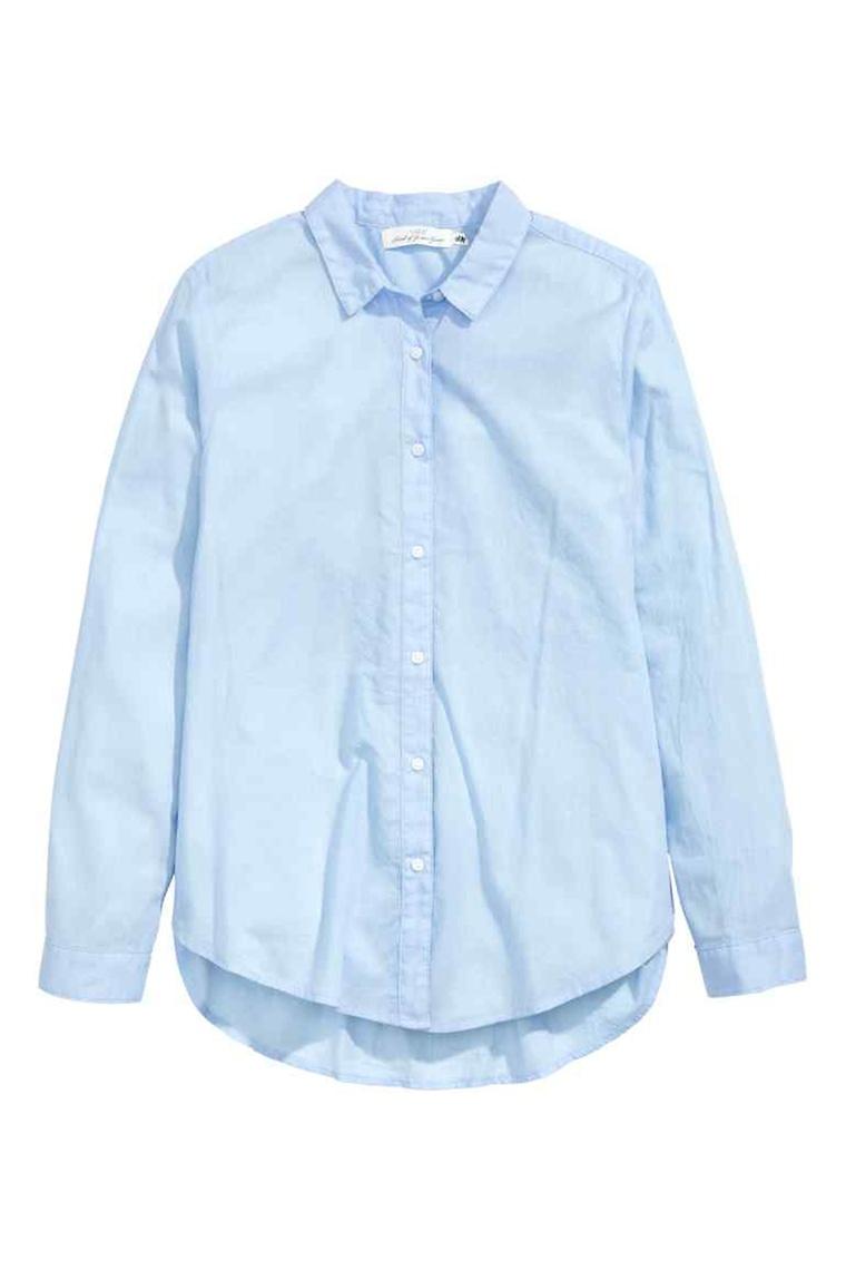 chemise, mode, basique