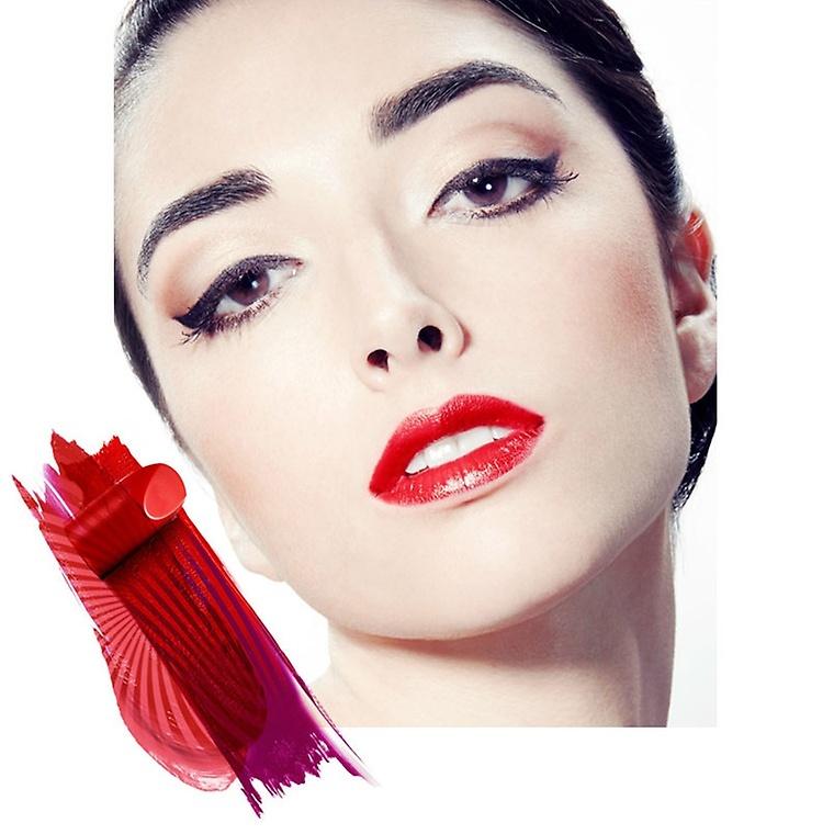 How To Do Makeup When Wearing Red Lipstick - Mugeek Vidalondon