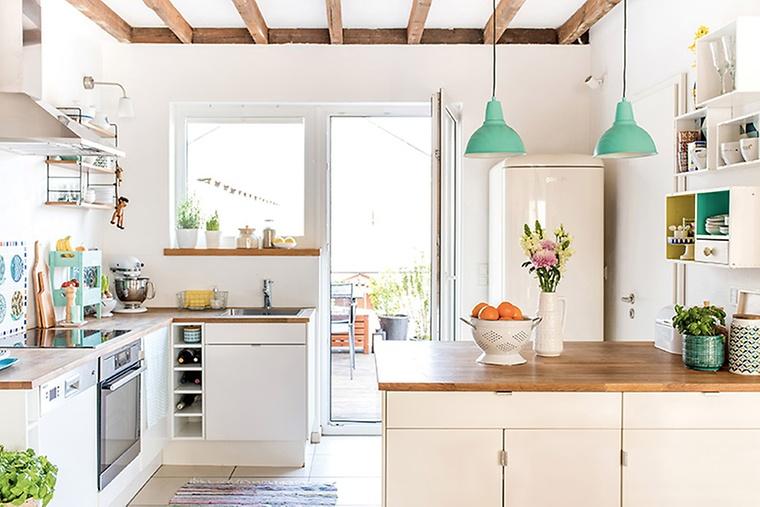 Drei Blogger, drei Küchen ...
