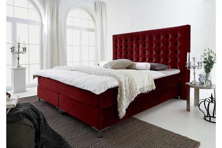 Boxspringbett luxus  Luxus und Komfort: Königliches Schlafen in Boxspringbetten