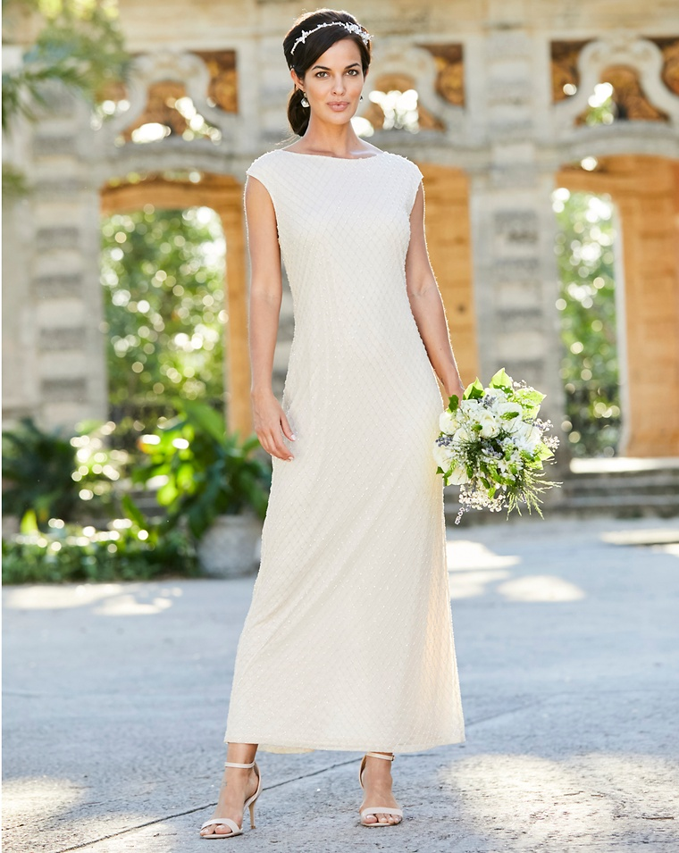 dcc0e5a5a1 Beautiful Wedding Dresses for Older Brides