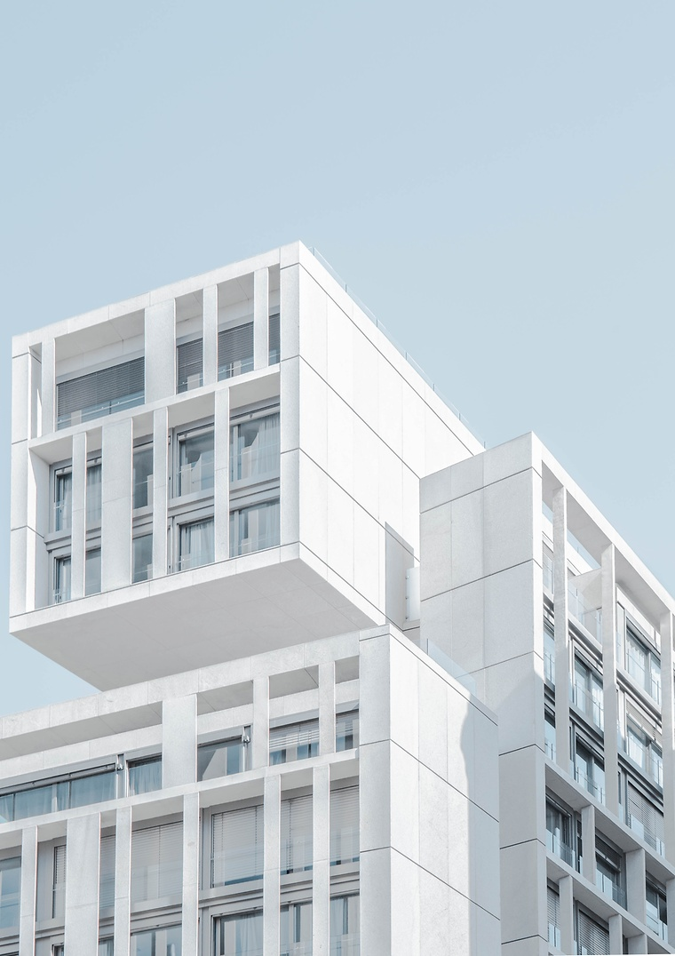 Moderne Architektur Madrid