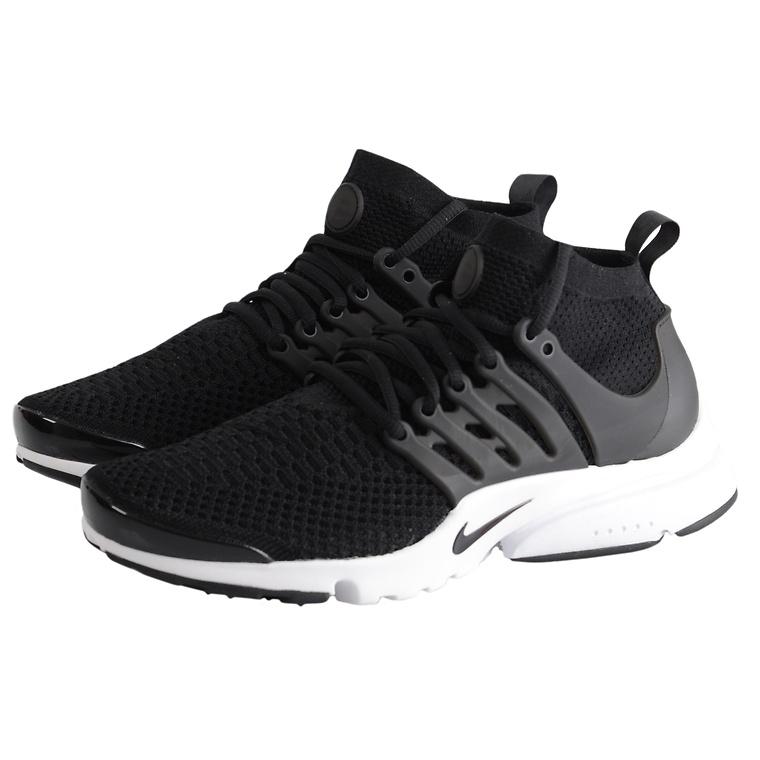 Nike Presto Weiß Schwarz