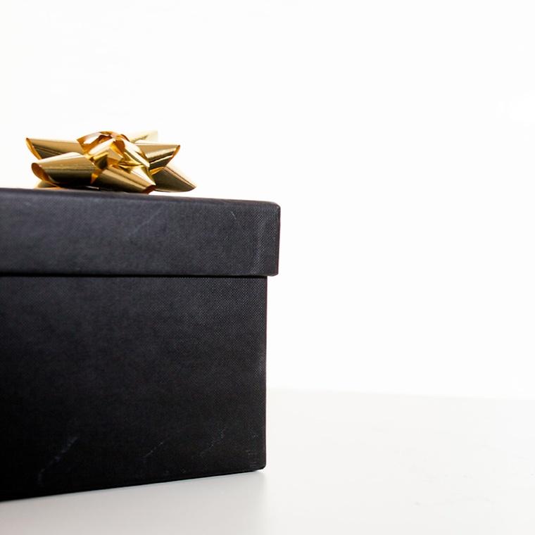 Weihnachtsgeschenke im Cosmetic Gallery Online-Shop