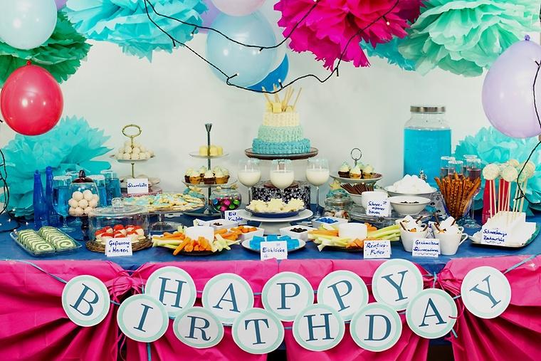Eiskonigin Geburtstag Geburtstag